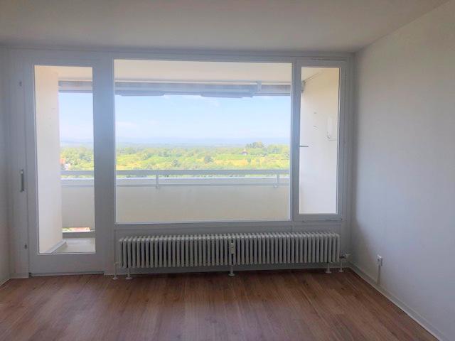 Wohnzimmer (2 Zimmer Wohnung)