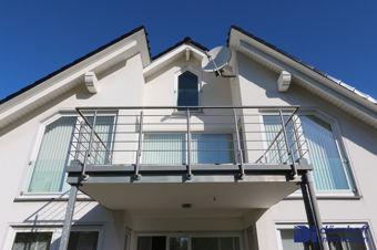 tolles Wohnen, ansprechende Architektur