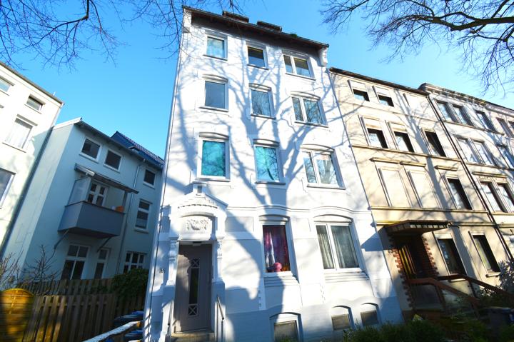 Vermietet durch Dominic Wolf Immobilien - Wohnung in Lübeck