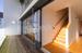 Balkonzutritt Küche