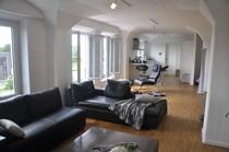 Wohn - und Küchenbereich