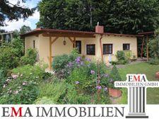Kleines massives Sommerhaus in Brieselang