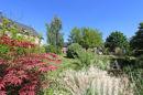 beeindruckende Gartenansicht