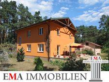Einfamilienhaus mit Nebengelass in Borkwalde