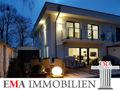 Doppelhaushälfte in Falkensee_Abend