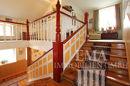 Blick von der Treppe