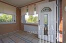Hauseingang mit Veranda