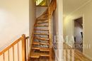 Treppe in den ausgebauten Spitzboden