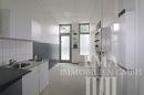 Küche und Anschlussraum