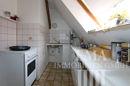 Küche im Dachgeschoss