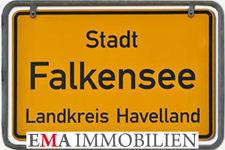 Baugrundstück in Falkensee