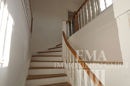 Treppe ins Dachgeschosss
