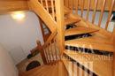 Treppe ins Dachgeschos