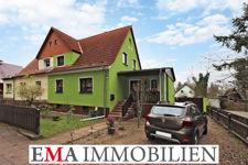 Doppelhaushälfte in Milow