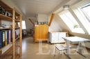 Studiozimmer im Dachgeschoss