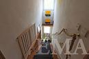 Treppe ins Erdgeschoss