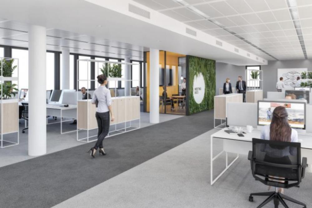 Büro 2