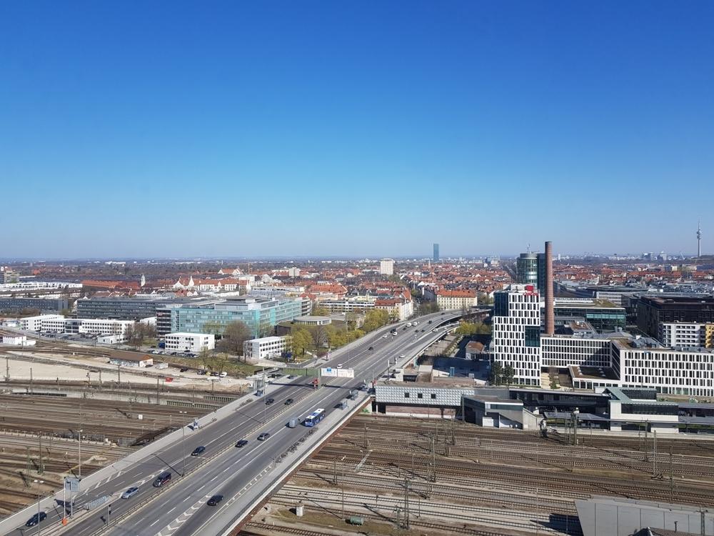 360° Panoramablick