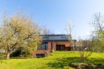 Haus Gartenansicht 1