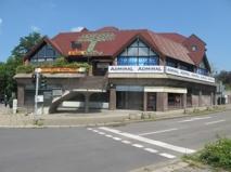 Strassenansicht Gebäude