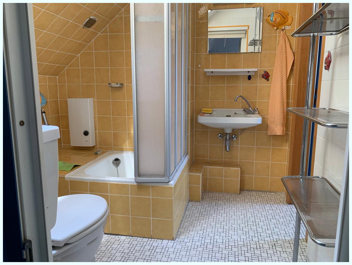 0617 Duschbad Einliegerwohnung