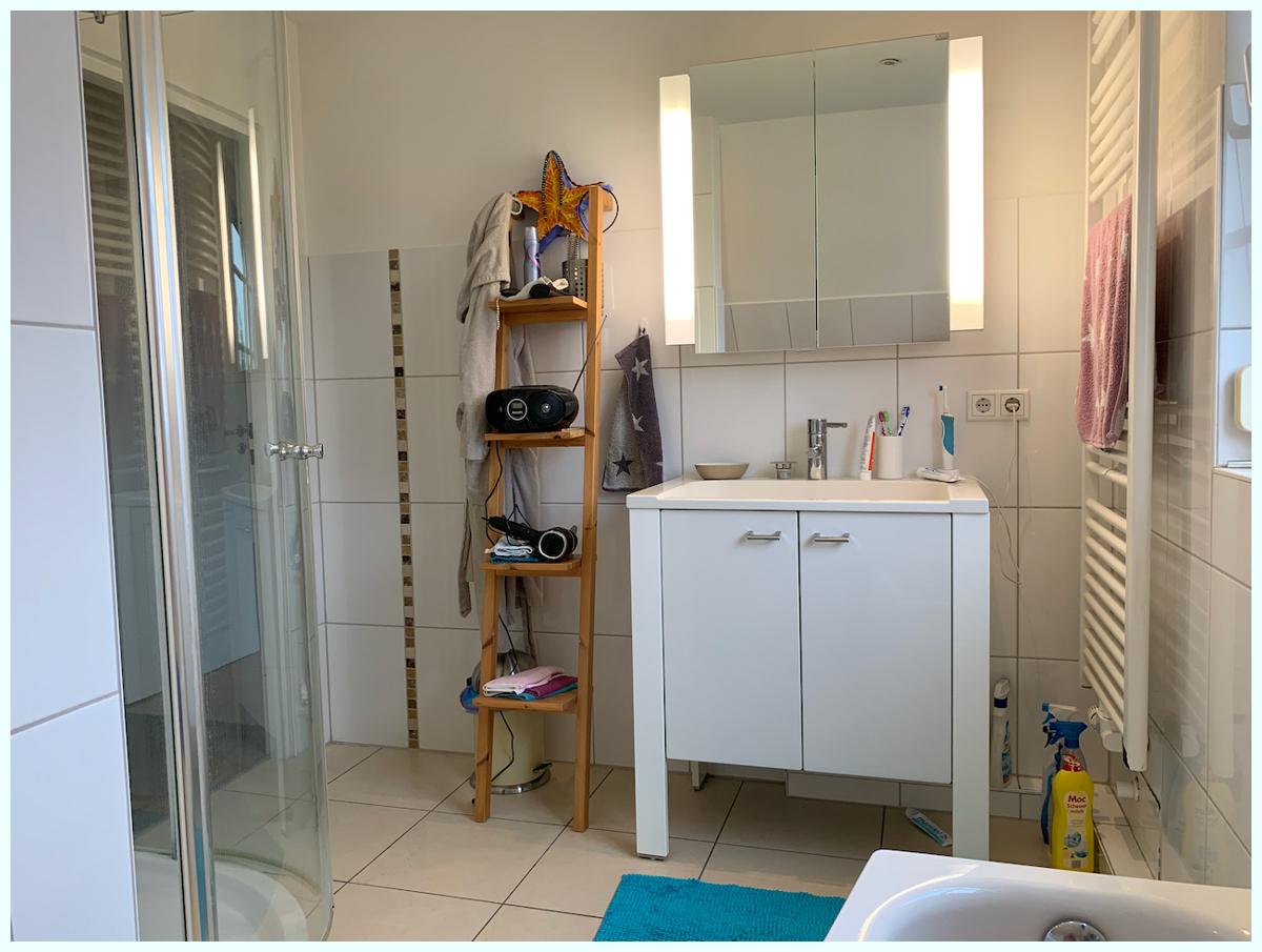 0638 im Badezimmer