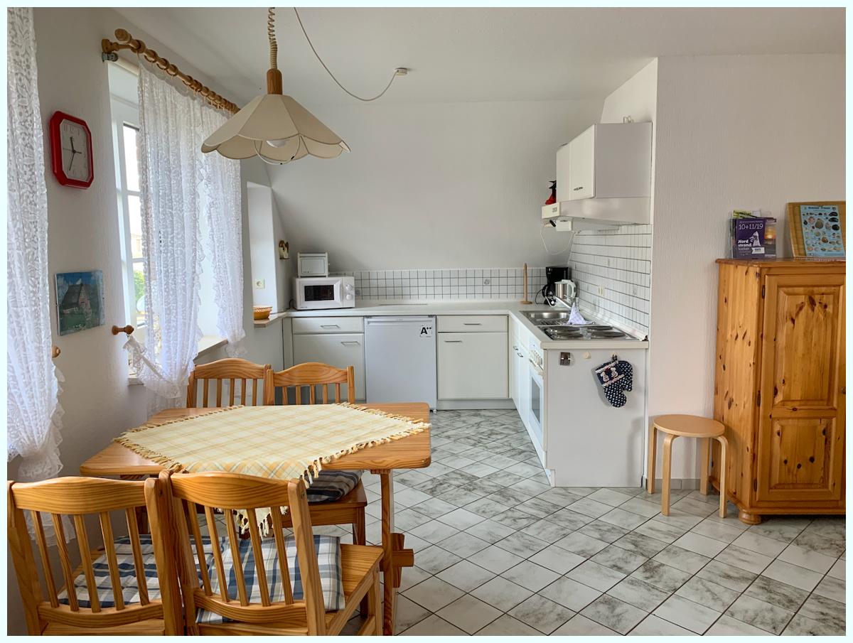 0640 KüchenEssbereich Fewo oben