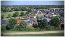 Luftbild Dorfrand