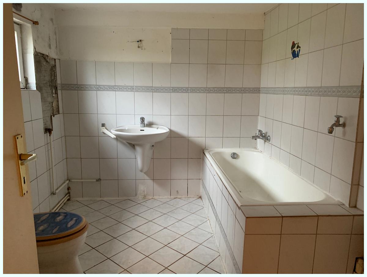0665 Badezimmer Altbau