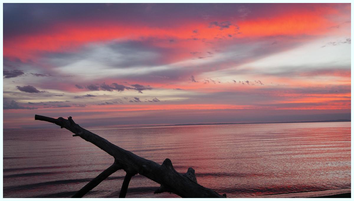 0648 Abendstimmung am See
