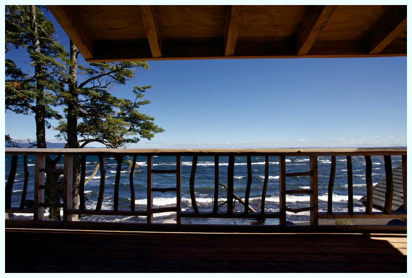 0648 Auf dem Balkon