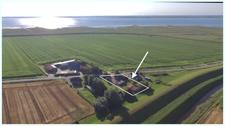 0683 Luftaufnahme Husumer Bucht