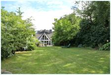 0460 Ansicht vom Garten