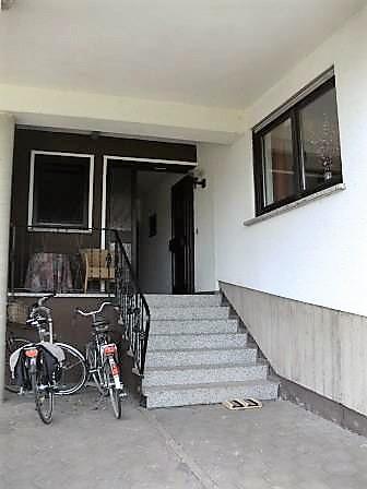 Fewo Eingang