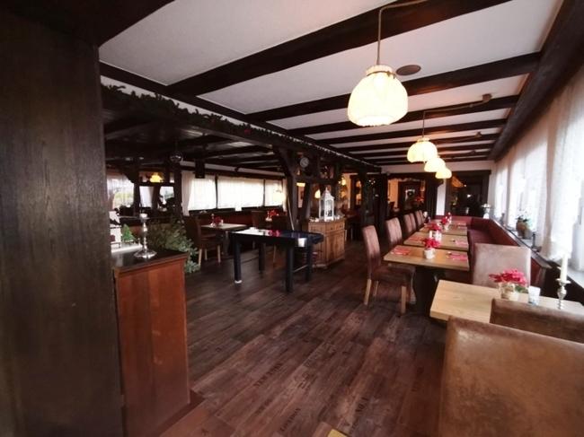 Restaurant - Bar Untergeschoss1