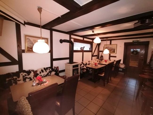 Restaurant - Bar Untergeschoss