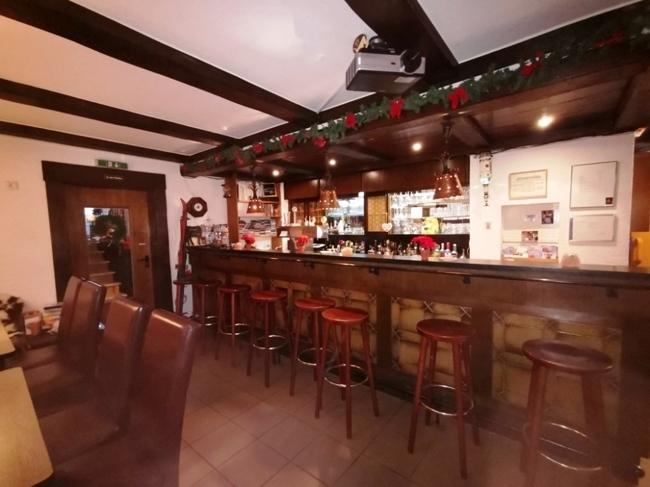 The Bar - Untergeschoss