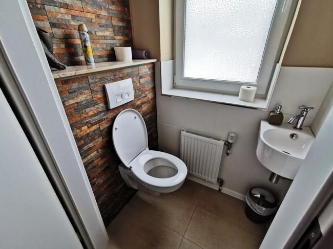 Privat Gäste WC