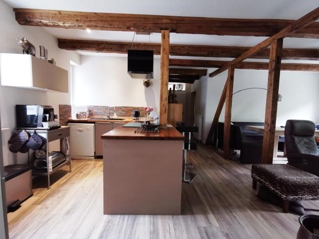 Privat Wohnraum Küche