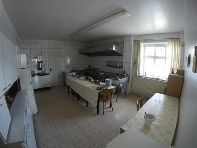 Hotelküche