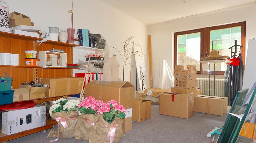 Büro/Lagerfläche