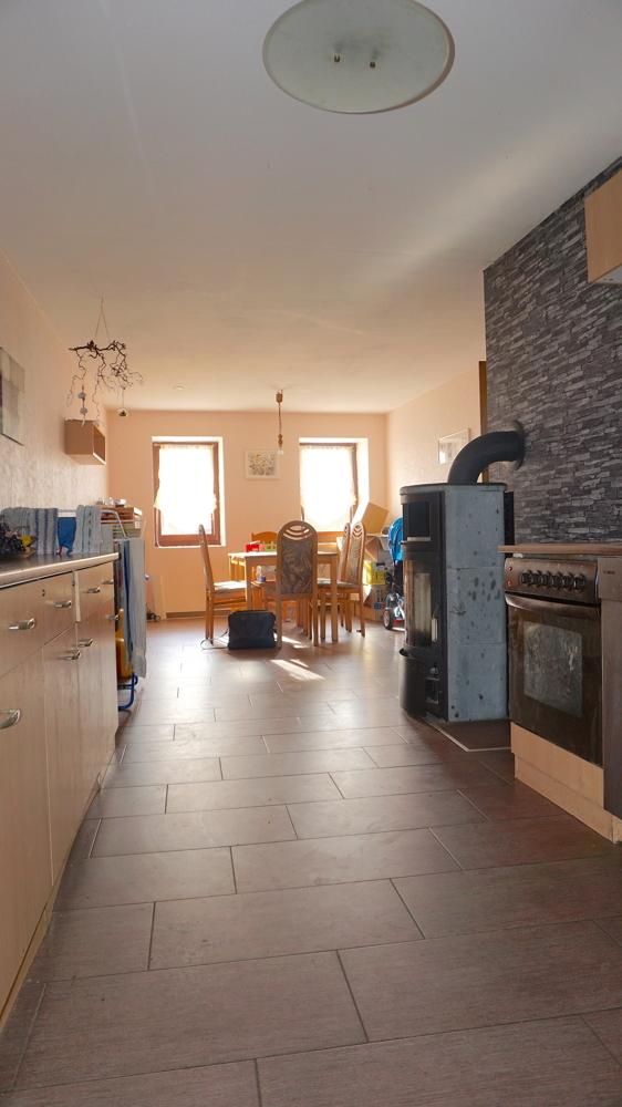 Küche/Esszimmer EG