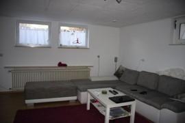 Souterrain Wohnzimmer