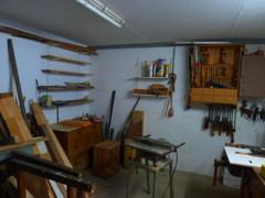 Keller Werkstatt Anbau