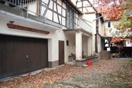 Wohnhaus mit Ausbau (1960), Garage (1973)