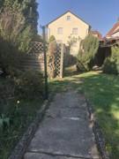 Ansicht Garten auf Haus