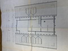 Grundriss Empore/Atelier