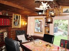 Gartenhaus winterfest ausgebaut