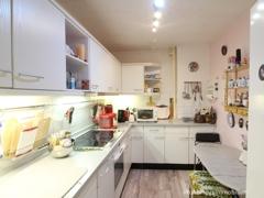 Küche des Hauses