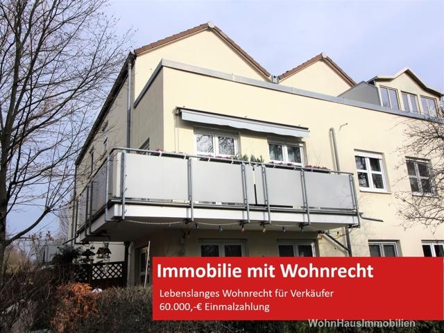 Originalgröße Ansicht des Wohnhauses mit Aufkleber